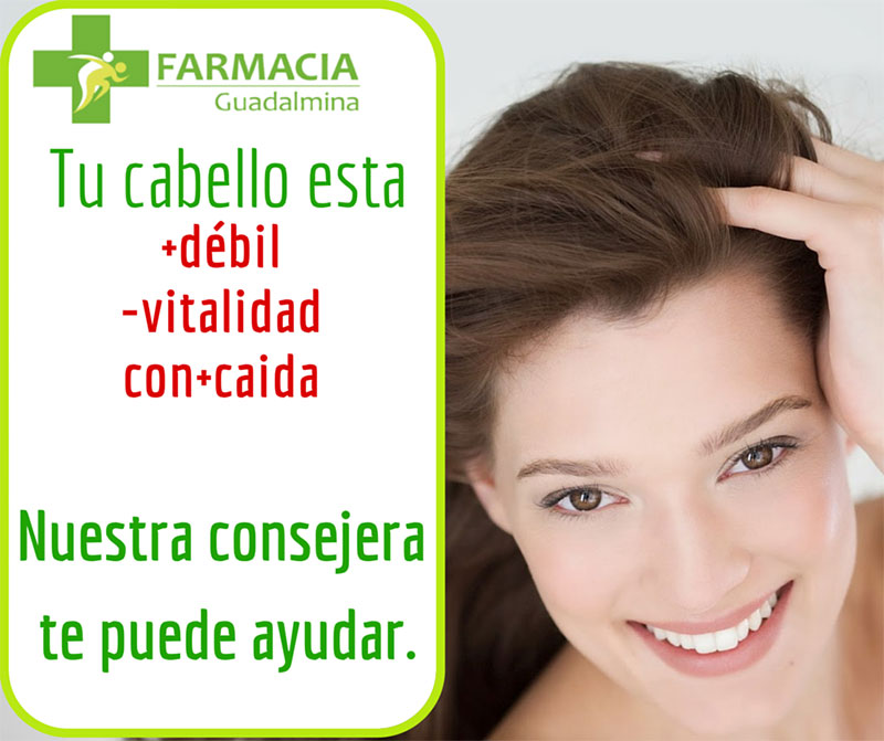Farmacia Guadalmina Diagnostico capilar
